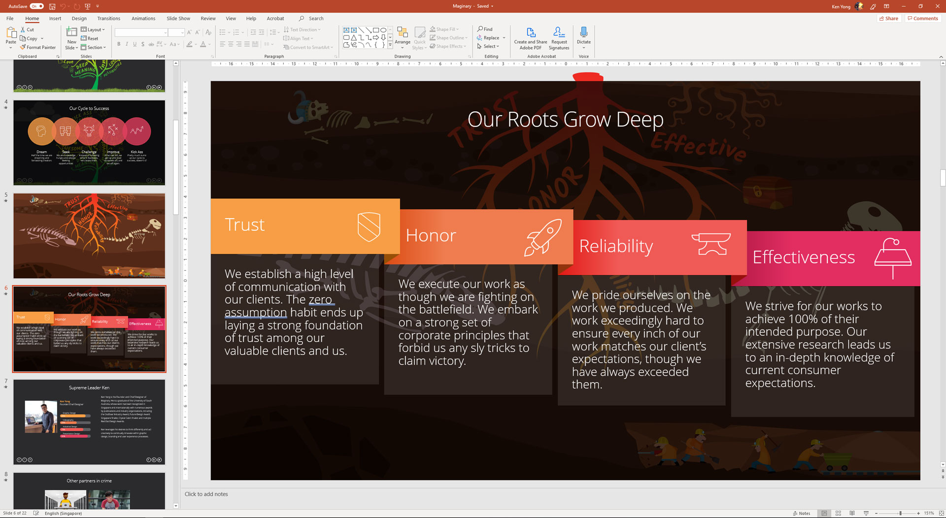 Blog-Presentation-Powerpoint